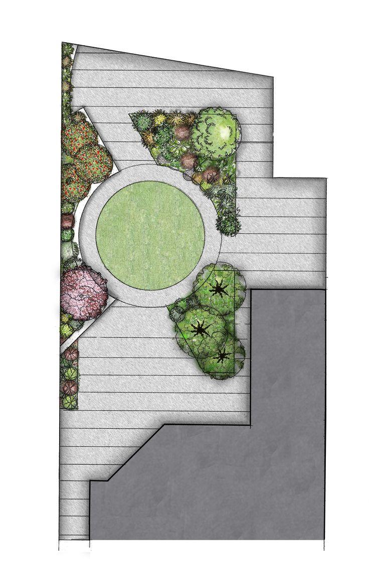 Garden Ideas Dublin 78 best garden designs concepts images on pinterest | design