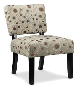 Living Room Furniture-Viera Accent Chair