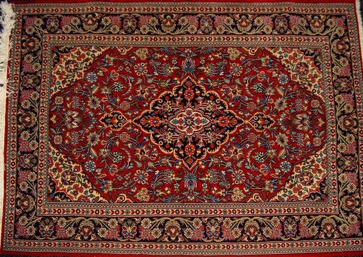 Rug From Qom Iran Design Lachak And Toranj Diy Carpet