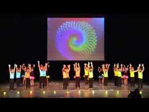 Anasınıfı Modern Dans Gösteri Videosu | Gösteri - Müsamere TV