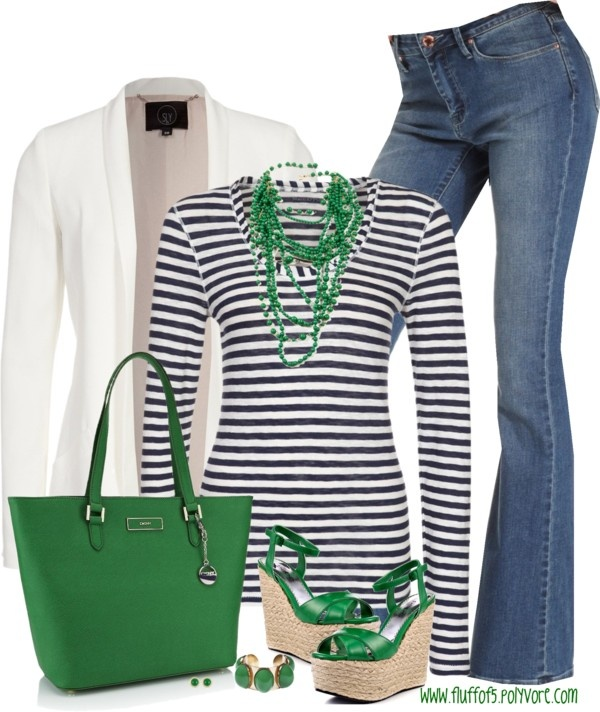 """""""Marc O'Polo Long sleeved top"""" by fluffof5 on Polyvore"""