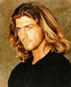 Joe Lando; I've obviously been re-watching Dr. Quinn episodes