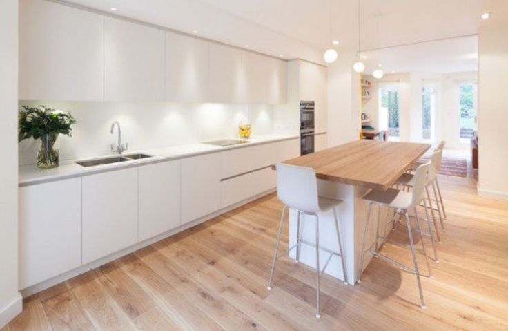 Cool 63 Gorgeous Modern Scandinavian Kitchen Ideas https://homeylife.com/63-gorgeous-modern-scandinavian-kitchen-ideas/
