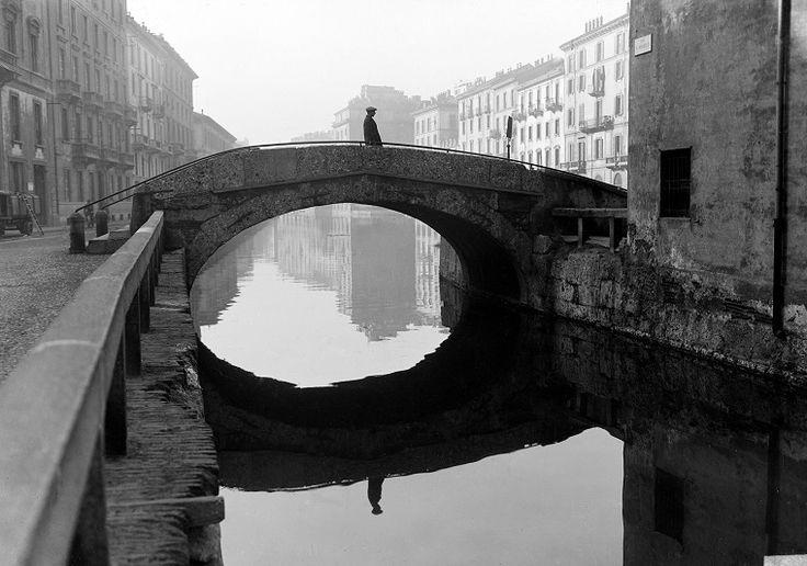 """Inaugura """"Milano, città d'acqua"""": 150 immagini storiche delle vie d'acqua diMilano - Il Milanese Imbruttito"""
