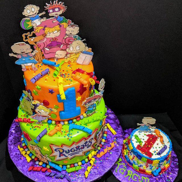 Customized Rugrats Birthday Set Rugrats Inspired Birthday