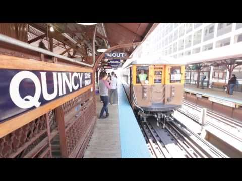 CTA rolls out vintage trains to celebrate the L's 125th anniversary | Chicago Sun-Times