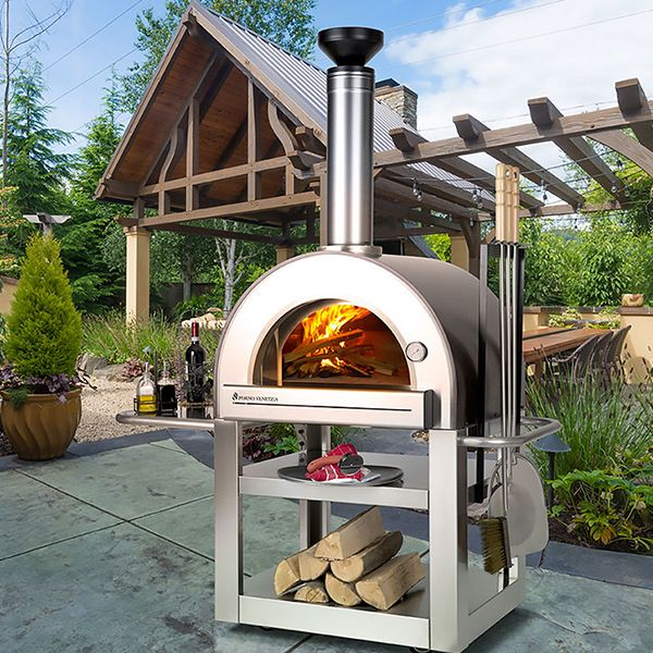 Outdoor Pizza Ovens From Mantels Direct