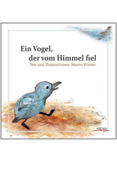"""""""Ein Vogel, der vom Himmel fiel"""" - #eBook von Maren Winter"""