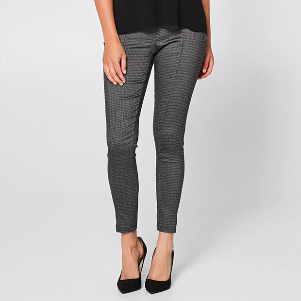 Target $12Ankle Grazer Pull-On Treggings