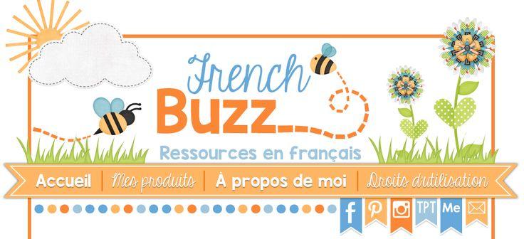 Un blog que j'utilise pour cataloguer des ressources intéressantes pour les enseignants (et étudiants) de français.