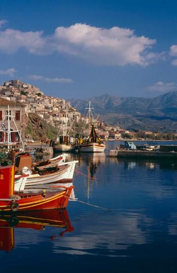 Lesvos. Just another beautiful sight in Greece!