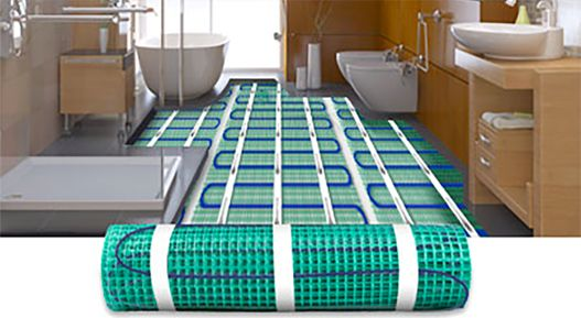 bathroom floor heating electric 25 best ideas about in floor heating on 15874