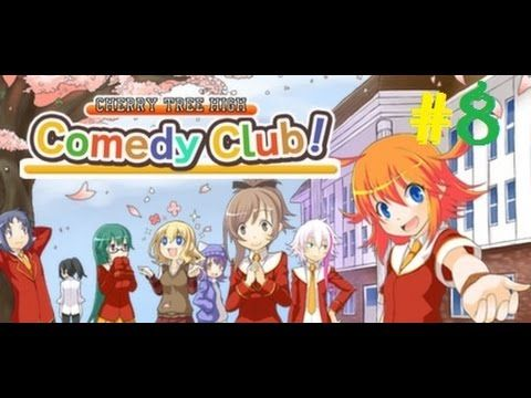 Cherry Tree High Comedy Club - Canadian girl [S03E08]