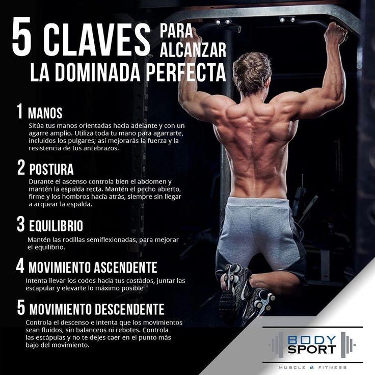 Domina este #ejercicio para que desarrolles una espalda ancha definida y fuerte. Checa los tips y ponlos en práctica.  #BodySportDurango #GYM #Fitness #Strong #gimnasio #Dgo #Fuerza #WorkOut