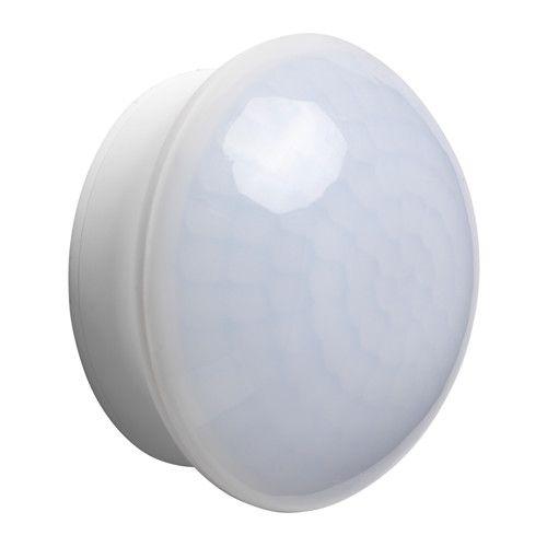 MOLGAN Veilleuse à DEL, Blanc, à Pile. Lake HousesIkea LightingCloset ...