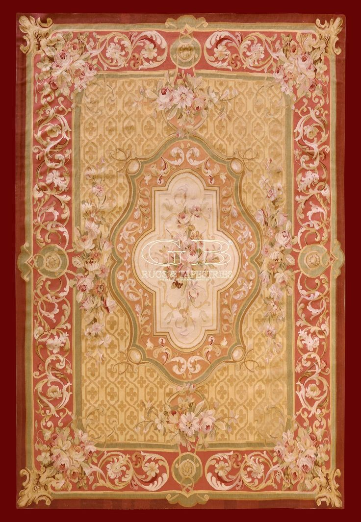TAPPETO AUBUSSON 275 x 180 | 141614033375 | GB Rugs