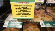 Food stamps change would make convenience stores stock actual food