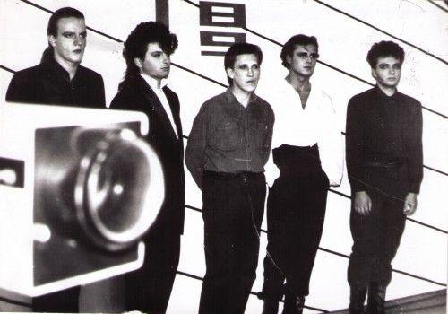 Агата Кристи 1989 года - Агата Кристи (группа) —   «Агата Кристи» в 1989 году Лев Шутылев, Вадим Самойлов, Александр Козлов, Альберт Потапкин, Глеб Самойлов