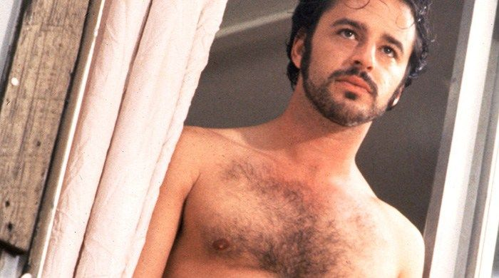 Gil Bellows Shirtless in Love and a .45