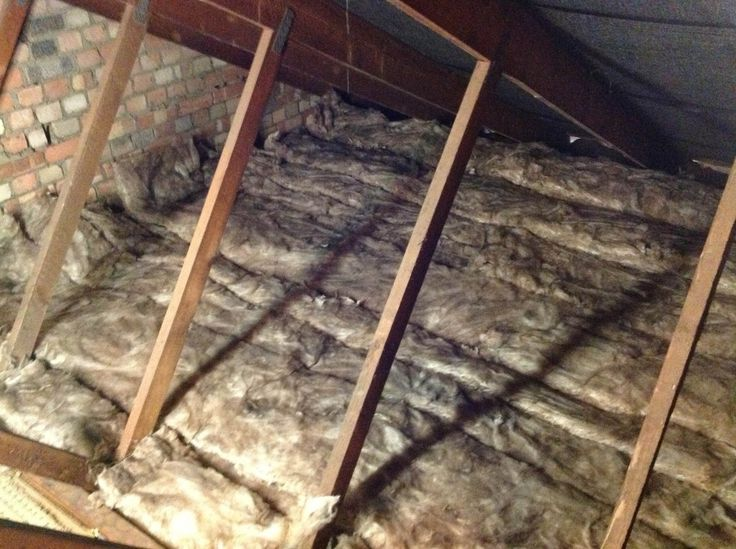 Removing the insulation in the loft can be hard work, but do you need to remove old loft insulation?
