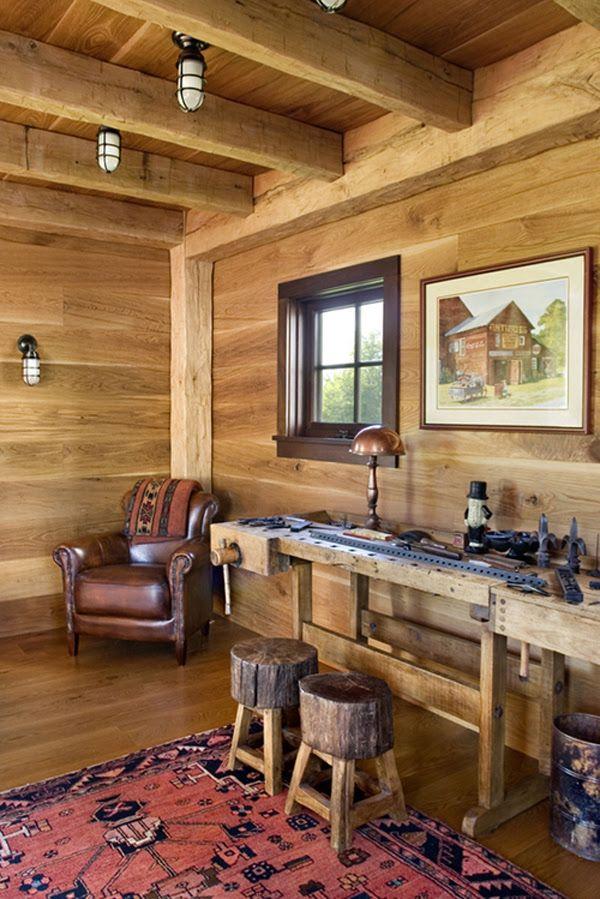 439 best images about log homes on pinterest for Barn renovation