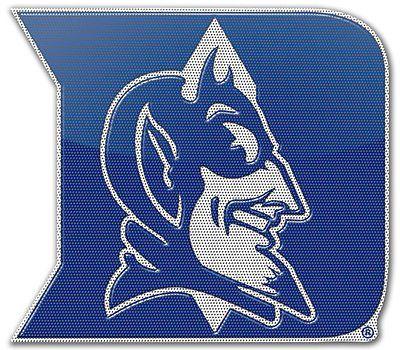 Duke College Window Decal