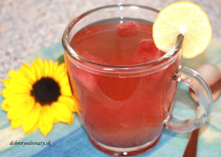 Domáci ovocný čaj