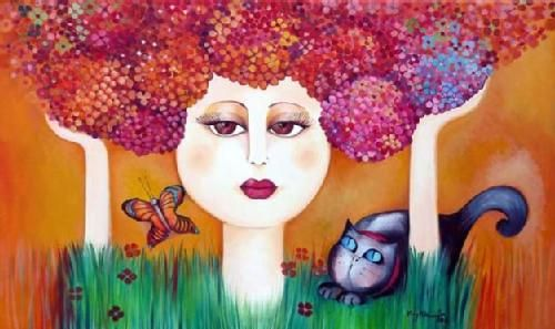 pintura de karina chavin
