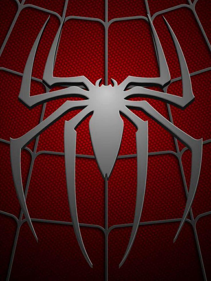 это картинки символами человек паук современные