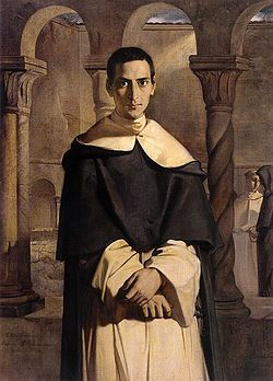 Jean-Baptiste Henri-Dominique Lacordaire-- (1802-1861), often styled Henri-Dominique Lacordaire, was a French ecclesiastic, preacher, journalist, theologian and political activist. He re-established the Dominican Order in post-Revolutionary France. Lacordaire was reputed to be the greatest pulpit orator of the nineteenth century.