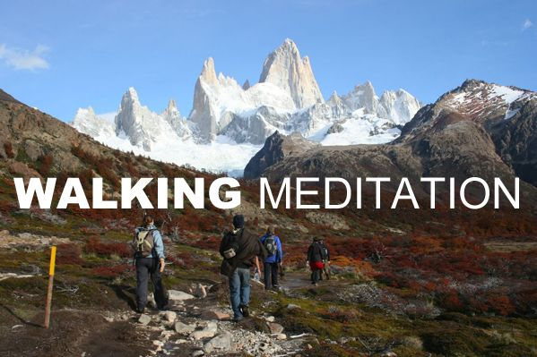 Learn how to meditate and experience mindfulness every time you walk.