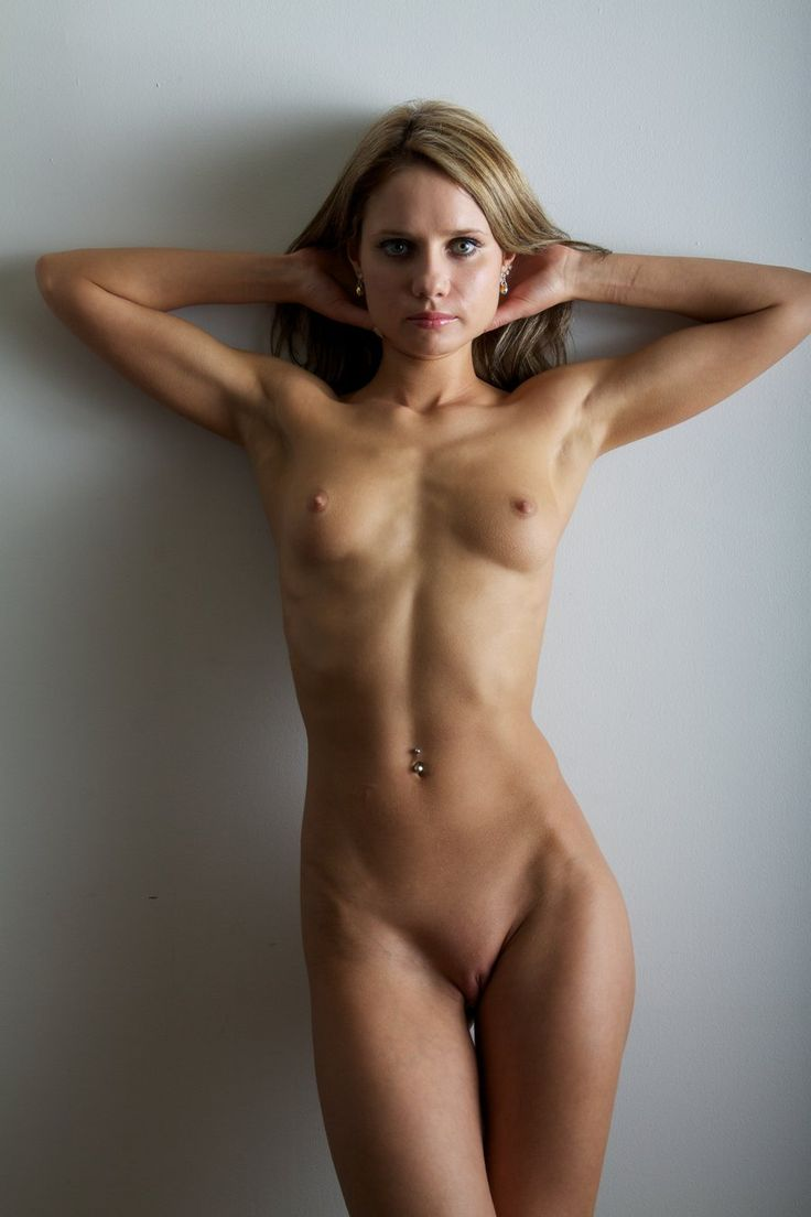 Girl With Athletic Body Naked