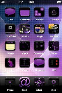 Download free Purple Abstract Screen Art IPhone Theme Mobile Theme Apple mobile theme. Downloads hundreds of free iPhone,iPhone 3G,iPhone 3G S,iPhone  4G,iPhone 4,iPhone 4S,iPhone 5,iPhone 5s,iPhone 5c themes to your mobile.