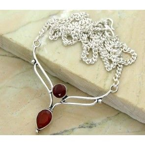 Shop for 3.00ctw Genuine Carnelian & Solid .925 Sterling Silver Necklace (SJHN0008CRN-SS) at Sterlingsilverjewelry.tv,an online shop for best Gemstones Jewelry at cheapest wholesale price. #silvernecklace #silvernecklacesforwomen #necklacesilver #necklacependants #necklacejewelry #sterlingsilvernecklace #jewelrynecklaces #handmadenecklaces #silvernecklaces #longsilvernecklace #personalizednecklaces #womensnecklace #silvernecklaceformen #menssilvernecklace #mennecklaces #mensnecklaces…