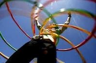 I hula hoop......for fun, excerise....and just because!