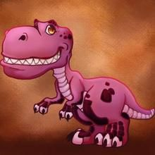 Dinosaurs - How to Draw Cute Dinosaurs, Cute Dinosaurs