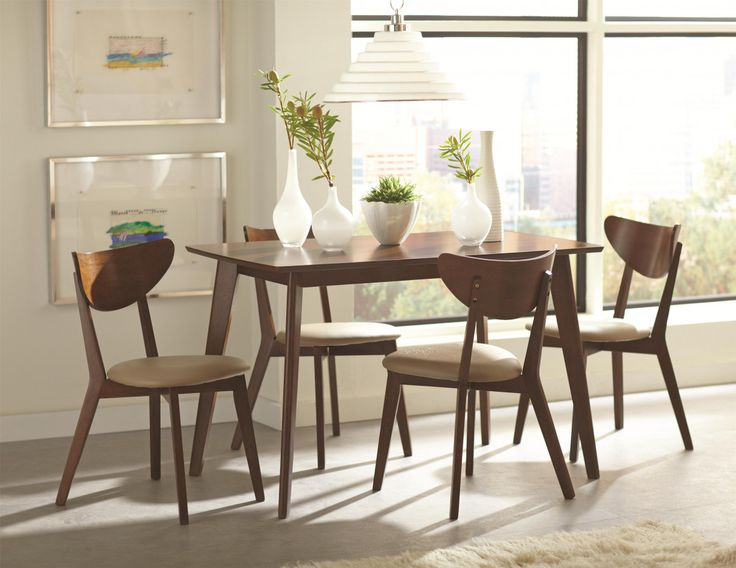 Best 25 Retro Dining Table Ideas On Pinterest  Mid Century Mesmerizing Retro Dining Room Tables Review