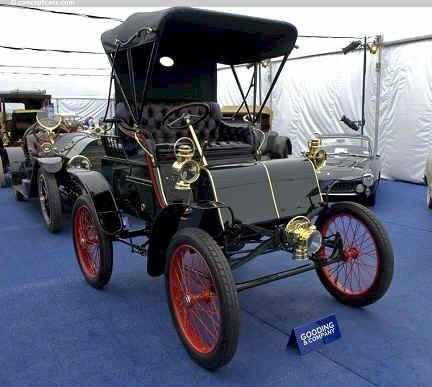 1901 Packard Model Model C