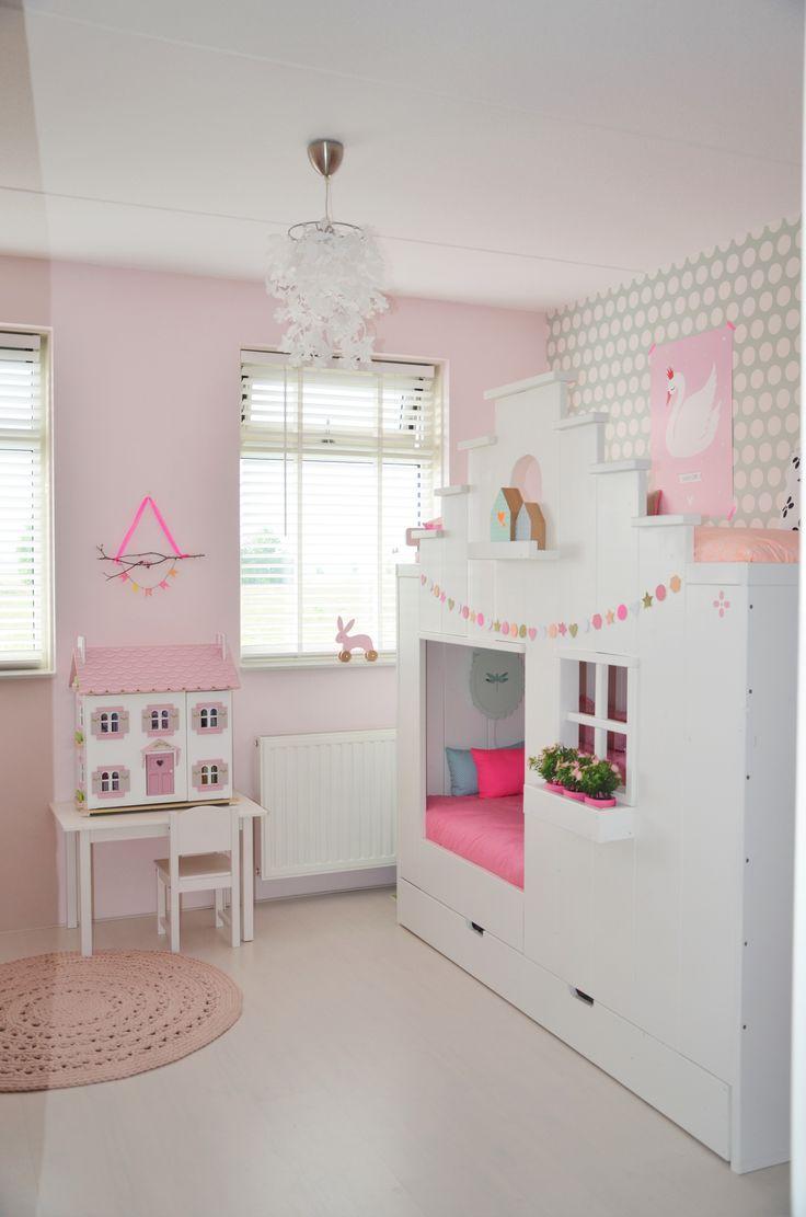 Meer dan 1000 ideeën over Meisjeskamer Verf op Pinterest ...