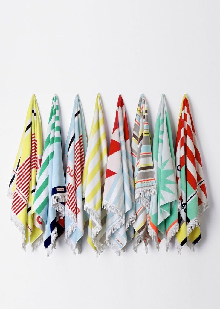 Country Road - Beach Towels