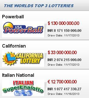 Play and Win the top lotteries of the world today at #playlottoworld i.e. #Powerball