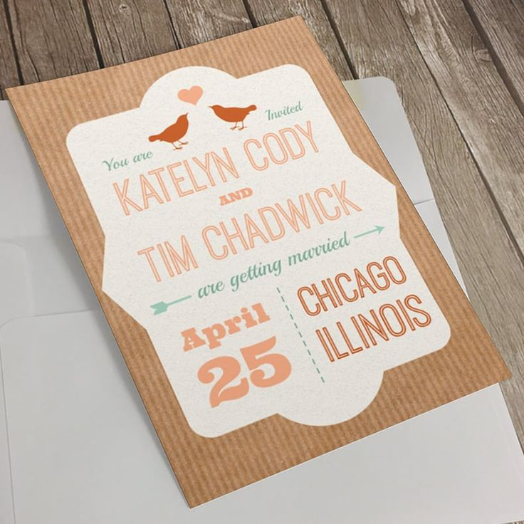 Wedding on a budget? Create DIY wedding invitations with PicMonkey's free photo editor! Make your own wedding invitations from our plethora of beautiful designs.