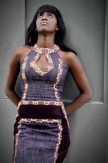 African Fashion & Style ~African Prints, African women dresses, African fashion styles, African clothing, Nigerian style, Ghanaian fashion
