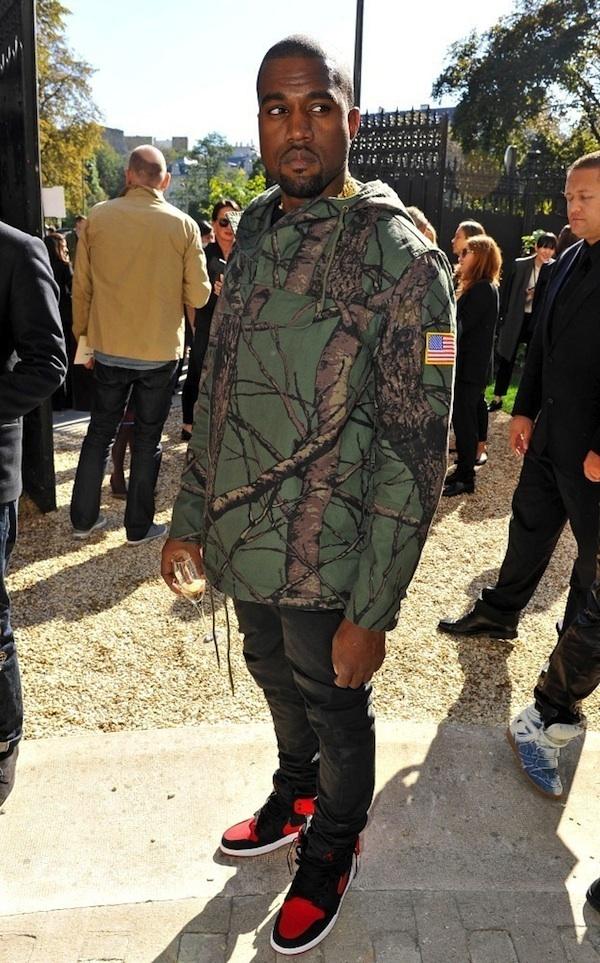 Kanye West X Supreme Fashion Pinterest Kanye West