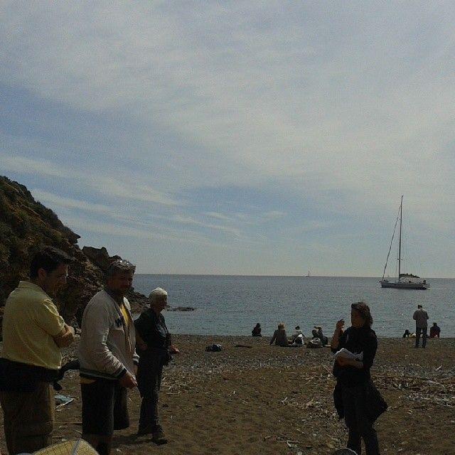 #ShareIG Wccoci sulla #spiaggia  di #Ortano #RioMarina #elba200 #Elbaisland