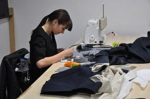 INTERNATIONAL COMPETITION IN SEWING for high school's graduates, Cracow School of Art and Fashion Design #cracowschoolofartandfashiondesign #cracow #cfw #cracowfashionweek