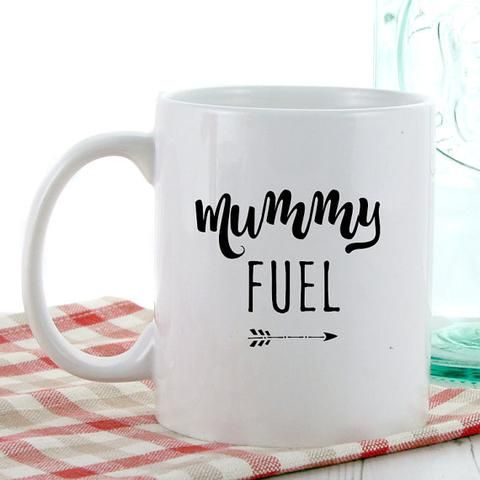 Mum-to-Be Gifts - Mummy Fuel Coffee Mug - New Mum Gifts for Baby Shower and New…