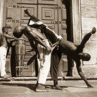 Capoeira '96 - Bahia, Brazil.
