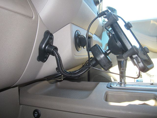 How-to: Install X-Grip Universal Phone Mount - Second Generation Nissan Xterra Forums (2005+)