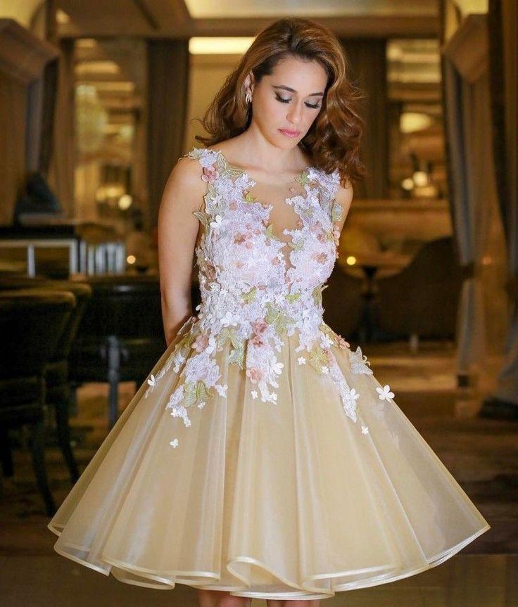 8 besten ❤ Kurze Abendkleider Günstig❤ Bilder auf Pinterest ...